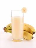 Banana juice Royalty Free Stock Photos