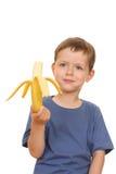 Banana kid Stock Photos