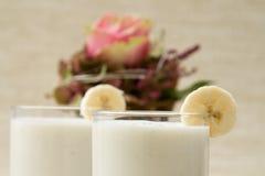 Banana Lassi Royalty Free Stock Image