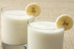 Banana Lassi Stock Images