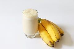 Banana Lassi Royalty Free Stock Images