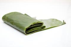 Banana leaf folded Stock Photos