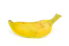 Banana madura Imagens de Stock Royalty Free
