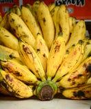 Banana at market in Bali, Indonesia Royalty Free Stock Photo