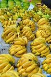 Banana in market Stock Photography