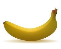 Banana matura Immagine Stock Libera da Diritti