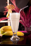 Banana juice Stock Images