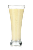 Banana milk smoothie Royalty Free Stock Photo