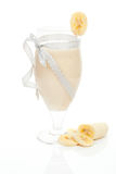 Banana milkshake. Stock Images