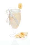 Banana milkshake. Stock Images