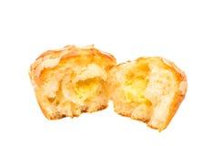 Banana Muffin Stock Images