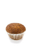 Banana muffin cake Royalty Free Stock Images