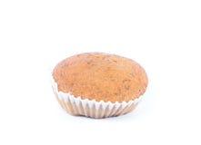 Banana muffin cake Royalty Free Stock Images
