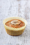 Banana muffin Royalty Free Stock Photo
