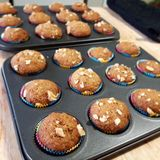 Mini muffin stock images