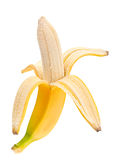 Banana open Stock Photography