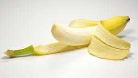 Banana orgânica Imagens de Stock