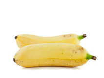 Banana paffuta dolce Immagini Stock Libere da Diritti