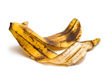 Free Banana Peel Royalty Free Stock Photo - 13422335