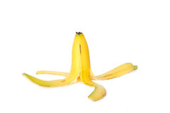 Free Banana Peel Royalty Free Stock Photo - 17295725