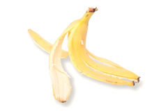 Banana Peel Royalty Free Stock Images