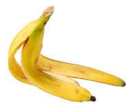Free Banana Peel Royalty Free Stock Photo - 20682545
