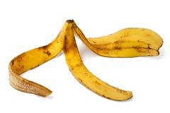 Banana peel Stock Image