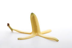 Banana Peel Stock Image