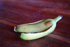 Banana. Peel of banana Royalty Free Stock Image