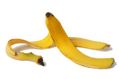 Banana Peel Stock Photos