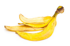Banana peel Royalty Free Stock Photo