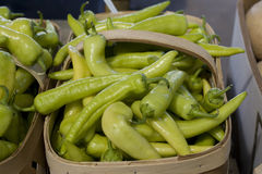 Free Banana Peppers Royalty Free Stock Photo - 36948535