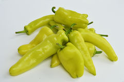 Banana Peppers Royalty Free Stock Image