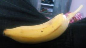 Banana1 pequeno Fotos de Stock Royalty Free