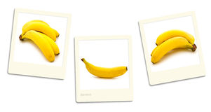 Banana photos Stock Photography