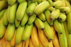 Banana Pile Royalty Free Stock Photos