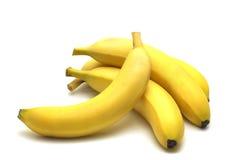 Banana quatro Fotos de Stock Royalty Free