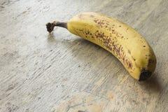 Banana Ready for Baking Royalty Free Stock Images