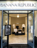 Banana Republic store Stock Photography