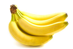Banana saboroso Fotografia de Stock Royalty Free