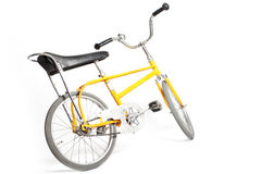 Banana seat bicycle Stock Image