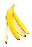 Banana skin Royalty Free Stock Photos