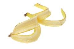 Banana Skin Stock Photo