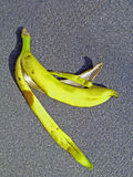 Banana skin Royalty Free Stock Image