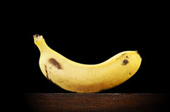 Banana smile Royalty Free Stock Photo