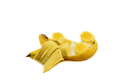 Banana split Royalty Free Stock Photo