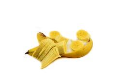 Banana split Royalty Free Stock Photo