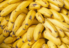 Banana tło obraz stock