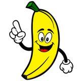 Banana Talking Royalty Free Stock Photos