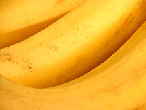 Banana texture Stock Photo